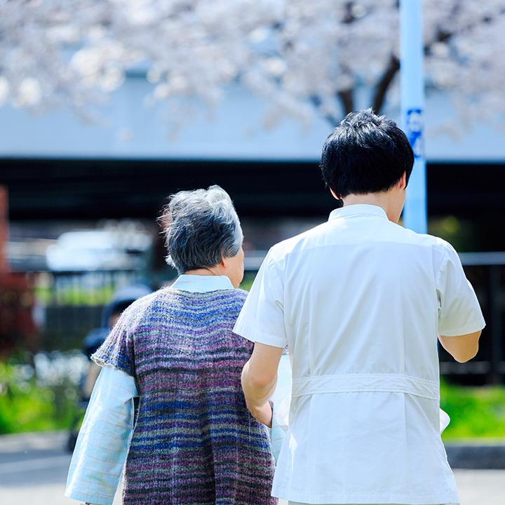 大都市に見る高齢化と介護