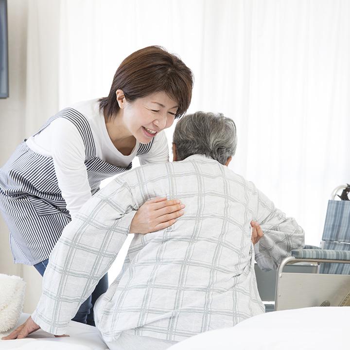 介護業界の新しいステップ「混合介護」